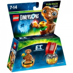 LEGO Dimensions - Pack Héros - E.T l'Extraterrestre