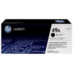 HP 49A Toner Noir authentique (Q5949A)
