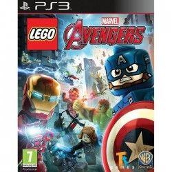 LEGO Marvel's Avengers Jeu PS3