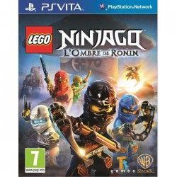 LEGO Ninjago L'Ombre de Ronin Jeu PS Vita