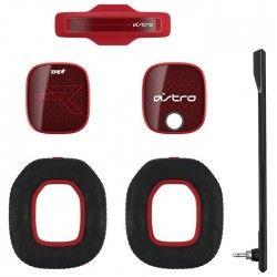 Isolateur de bruit pour casque A40 - Rouge