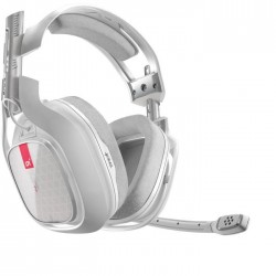 Casque gaming A40 - Xbox One, PS4, PC - Blanc