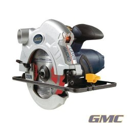 GMC Scie circulaire 165 mm, 1 200 W