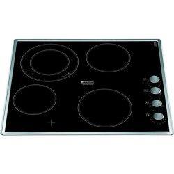 Table de cuisson vitrocéramique Hotpoint-Ariston KRM641DX