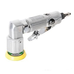 SILVERLINE Mini ponceuse pneumatique Pression de service max : 6,3 Bar.