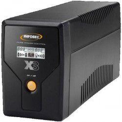 INFOSEC UPS SYSTEM Onduleur X3 EX 500 - LCD - USB