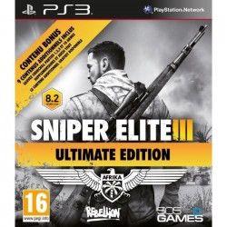 Sniper Elite III Ultimate Edition Jeu PS3