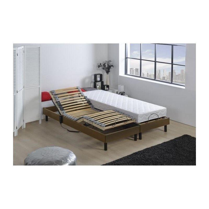 tpr diapason ensemble relaxation matelas sommiers lectriques bois. Black Bedroom Furniture Sets. Home Design Ideas
