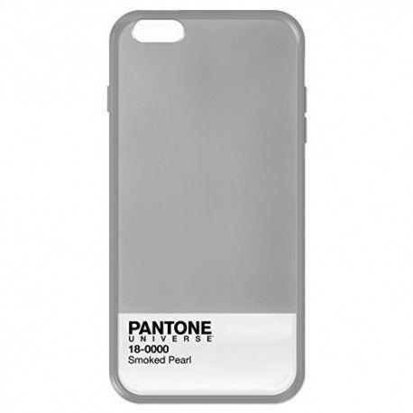 PANTONE Coque Smoke iPhone 6 - Perle