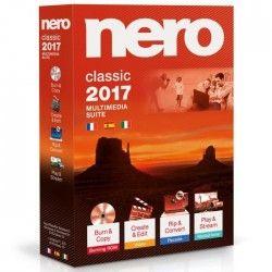Logiciel Nero 2017 Classic