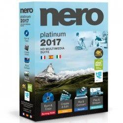 Logiciel Nero 2017 Platinum
