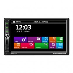"TAKARA RDV1857BT Autoradio 7"" Bluetooth USB SD - autoradio double din"