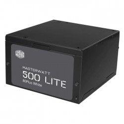 Cooler Master Alimentation MasterWatt Lite 500 - 500W - 80PLUS