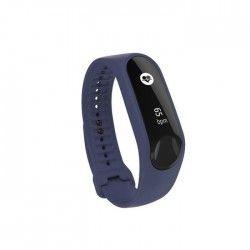 TOMTOM Bracelet d'Activité Touch Cardio Bracelet Fin Violet Indigo