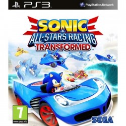 Sonic & All Stars Racing Transformed Jeu PS3
