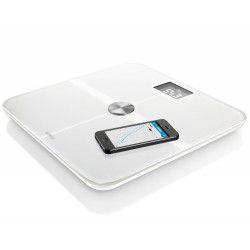 Pèse-personne blanc Withings Smart Body Analyzer