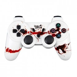 UNDER CONTROL Manette bluetooth PS3 - Zombie