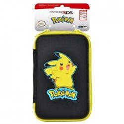 Sacoche Rigide pour New 3DS XL - 3DS XL - DS XL - Pikachu