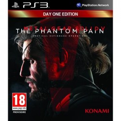 Metal Gear Solid V : The Phantom Pain Edition Day one Jeu PS3