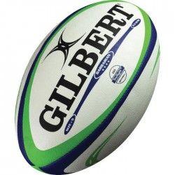 GILBERT Ballon de Rugby Barbarian RGB