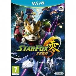 Star Fox Zero Jeu Wii U