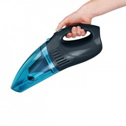 DOMOCLIP DOH109B Aspirateur a main eau et poussieres - Bleu