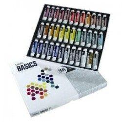 LIQUITEX Assortiment acrylique basics 36x22ml