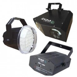 BOOST PACK LN Pack jeux de lumiere night & light effet Doulbe Moon color