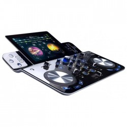 HERCULES DJCONTROLWAVE Contrôleur DJ sans fil Bluetooth