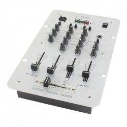 KONIG KN-DJMIXER20 Table de Mixage 2-Channel