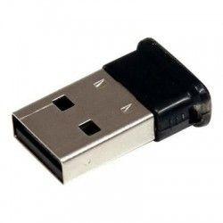STARTECH Mini adaptateur USB Bluetooth 2.1 - Adaptateur réseau sans fil EDR Classe 1 - Clé USB Bluetooth - 100 m