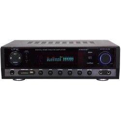 LTC ATM6500BT Amplificateur Hifi 5.0 2x50W + 3x20W avec fonction Bluetooth et Karaoké