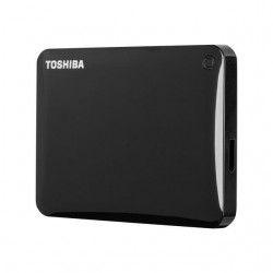 TOSHIBA DISQUE DUR 2.5 - CONNECT 2 - 500GO - NOIR