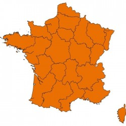 SPORTDOG Pack Carte France - Pour chien
