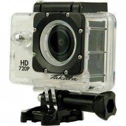 TAKARA CS6 Caméra Sport HD 720P - Ecran LCD 2'' - Etanche a 30m