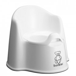 BABYBJORN Fauteuil Pot Blanc
