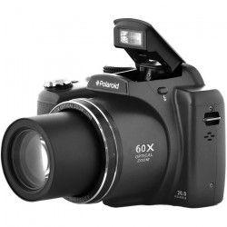 POLAROID IX 6038 Appareil photo numérique Bridge - 20 Mpx - Zoom optique x60 - Noir