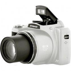 POLAROID IX 6038 Appareil photo numérique Bridge - 20 Mpx - Zoom optique x60 - Blanc