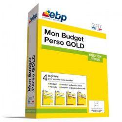 EBP Mon Budget Perso GOLD 2017