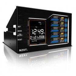 NZXT Rhéobus Sentry LX - Écran LCD - 5 ventilateurs