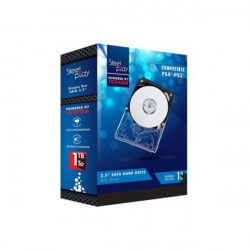 STEELPLAY Pack Disque dur 1 To Toshiba + Support - Pour PS4 / PS3