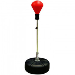 AVENTO Punching ball sur pied adulte Avento - Rouge