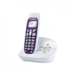 Sagemcom D271A Solo Téléphone sans fil Répondeur Blanc