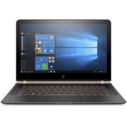 HP PC Portable Spectre 13-v109nf - 13 ` - 8 Go RAM - Windows 10 - Intel Core i5 - Intel HD Graphics 620 - Disque