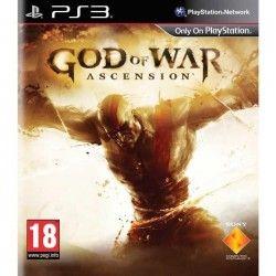 God Of War Ascension - Jeu PS3