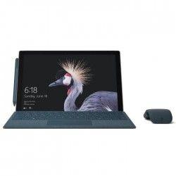 Surface Pro Ecran tactile 12,3` (Intel Core i5 7e génération, Stockage 128 Go, 4 Go de RAM, Windows 10 Pro)