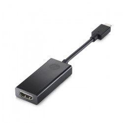 HP Adaptateur USB-C a HDMI - Noir