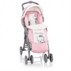 HELLO KITTY Poussette Citadine GRILLO rose