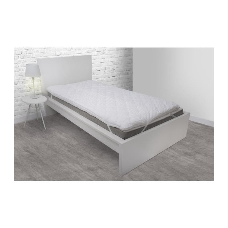 abeil sur matelas 90x200 cm mousse alv ol e 6 cm. Black Bedroom Furniture Sets. Home Design Ideas