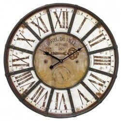 IMAGINE Horloge Charme Diametre 60 cm